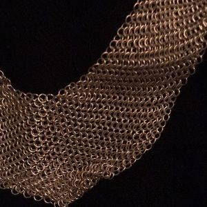 5bc03517c Tiffany & Co. Jewelry - NWOT Tiffany&Co Elsa Peretti mesh bib necklace